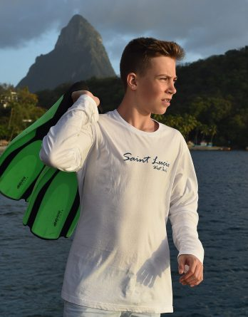 Happy Barracuda Long Sleeve T-shirt 2019 edition