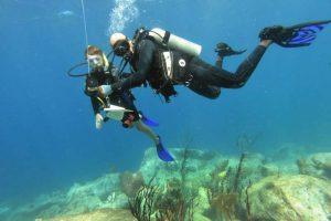 SCUBA Dive Saint Lucia Lessons