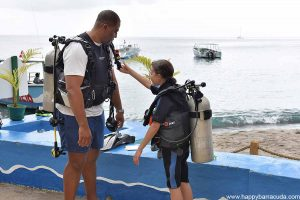SCUBA Lessons in Saint Lucia