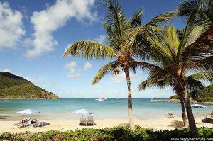 Saint Martin Anse Marcel Beach