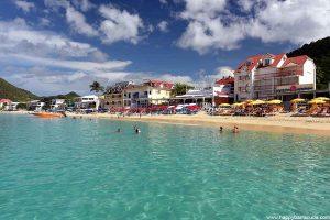 Saint Martin Grand Case Beach