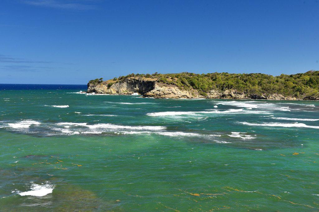 Spectacular Praslin Bay