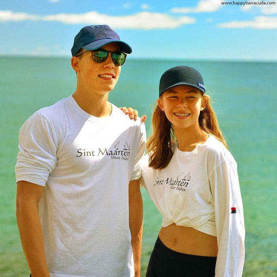 Sint Maarten Long Sleeve T-Shirt