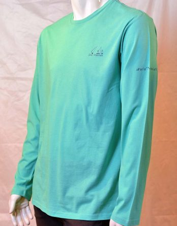 St. Maarten mint long sleeve