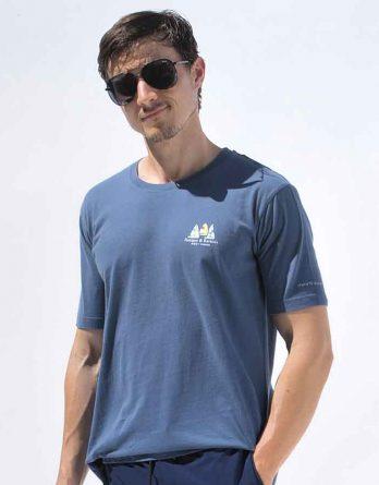 T-shirt Nautical Antigua